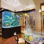 фото Аквариум в интерьере 28.11.2018 №229 - photo Aquarium in the interior - design-foto.ru