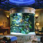 фото Аквариум в интерьере 28.11.2018 №233 - photo Aquarium in the interior - design-foto.ru
