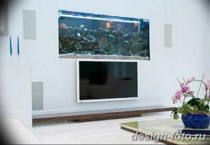 фото Аквариум в интерьере 28.11.2018 №237 - photo Aquarium in the interior - design-foto.ru