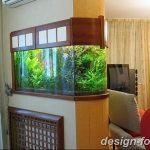 фото Аквариум в интерьере 28.11.2018 №243 - photo Aquarium in the interior - design-foto.ru