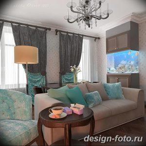 фото Аквариум в интерьере 28.11.2018 №252 - photo Aquarium in the interior - design-foto.ru