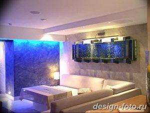 фото Аквариум в интерьере 28.11.2018 №262 - photo Aquarium in the interior - design-foto.ru