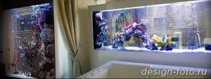 фото Аквариум в интерьере 28.11.2018 №266 - photo Aquarium in the interior - design-foto.ru