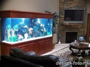 фото Аквариум в интерьере 28.11.2018 №280 - photo Aquarium in the interior - design-foto.ru
