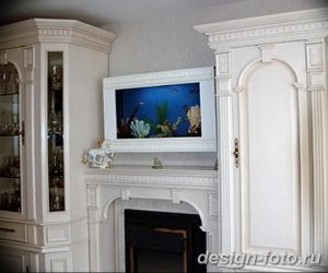фото Аквариум в интерьере 28.11.2018 №281 - photo Aquarium in the interior - design-foto.ru