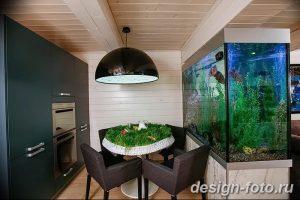 фото Аквариум в интерьере 28.11.2018 №289 - photo Aquarium in the interior - design-foto.ru