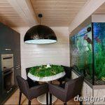 фото Аквариум в интерьере 28.11.2018 №290 - photo Aquarium in the interior - design-foto.ru