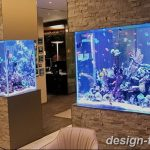 фото Аквариум в интерьере 28.11.2018 №295 - photo Aquarium in the interior - design-foto.ru