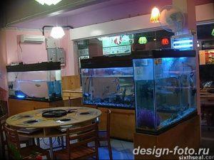 фото Аквариум в интерьере 28.11.2018 №298 - photo Aquarium in the interior - design-foto.ru
