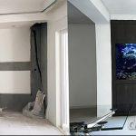 фото Аквариум в интерьере 28.11.2018 №299 - photo Aquarium in the interior - design-foto.ru