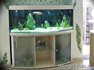 фото Аквариум в интерьере 28.11.2018 №302 - photo Aquarium in the interior - design-foto.ru