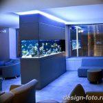 фото Аквариум в интерьере 28.11.2018 №312 - photo Aquarium in the interior - design-foto.ru