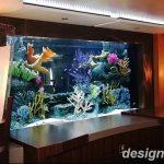 фото Аквариум в интерьере 28.11.2018 №318 - photo Aquarium in the interior - design-foto.ru