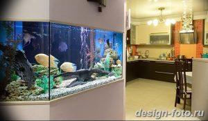 фото Аквариум в интерьере 28.11.2018 №328 - photo Aquarium in the interior - design-foto.ru