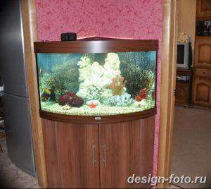 фото Аквариум в интерьере 28.11.2018 №337 - photo Aquarium in the interior - design-foto.ru