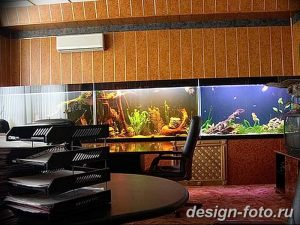 фото Аквариум в интерьере 28.11.2018 №347 - photo Aquarium in the interior - design-foto.ru