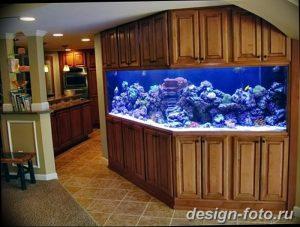 фото Аквариум в интерьере 28.11.2018 №352 - photo Aquarium in the interior - design-foto.ru