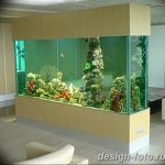 фото Аквариум в интерьере 28.11.2018 №361 - photo Aquarium in the interior - design-foto.ru