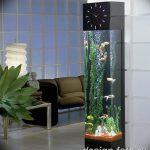 фото Аквариум в интерьере 28.11.2018 №365 - photo Aquarium in the interior - design-foto.ru
