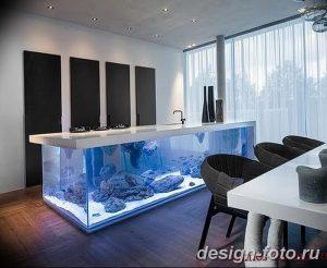 фото Аквариум в интерьере 28.11.2018 №369 - photo Aquarium in the interior - design-foto.ru