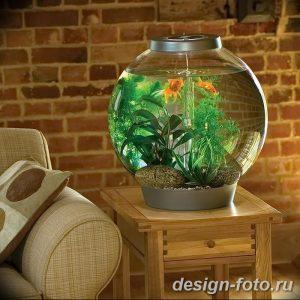 фото Аквариум в интерьере 28.11.2018 №371 - photo Aquarium in the interior - design-foto.ru