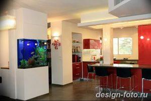фото Аквариум в интерьере 28.11.2018 №375 - photo Aquarium in the interior - design-foto.ru