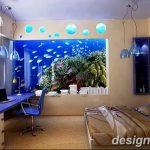 фото Аквариум в интерьере 28.11.2018 №378 - photo Aquarium in the interior - design-foto.ru