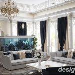 фото Аквариум в интерьере 28.11.2018 №382 - photo Aquarium in the interior - design-foto.ru