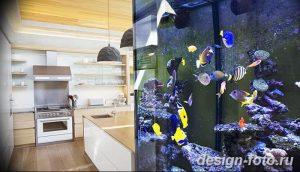 фото Аквариум в интерьере 28.11.2018 №384 - photo Aquarium in the interior - design-foto.ru