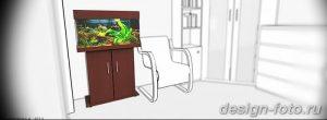 фото Аквариум в интерьере 28.11.2018 №388 - photo Aquarium in the interior - design-foto.ru