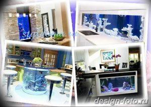 фото Аквариум в интерьере 28.11.2018 №393 - photo Aquarium in the interior - design-foto.ru