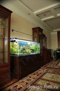 фото Аквариум в интерьере 28.11.2018 №394 - photo Aquarium in the interior - design-foto.ru