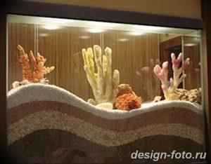 фото Аквариум в интерьере 28.11.2018 №395 - photo Aquarium in the interior - design-foto.ru