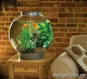 фото Аквариум в интерьере 28.11.2018 №398 - photo Aquarium in the interior - design-foto.ru