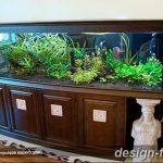 фото Аквариум в интерьере 28.11.2018 №408 - photo Aquarium in the interior - design-foto.ru