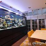 фото Аквариум в интерьере 28.11.2018 №422 - photo Aquarium in the interior - design-foto.ru