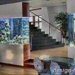 фото Аквариум в интерьере 28.11.2018 №426 - photo Aquarium in the interior - design-foto.ru