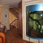 фото Аквариум в интерьере 28.11.2018 №433 - photo Aquarium in the interior - design-foto.ru