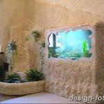 фото Аквариум в интерьере 28.11.2018 №442 - photo Aquarium in the interior - design-foto.ru
