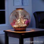 фото Аквариум в интерьере 28.11.2018 №444 - photo Aquarium in the interior - design-foto.ru