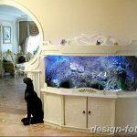 фото Аквариум в интерьере 28.11.2018 №445 - photo Aquarium in the interior - design-foto.ru
