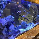 фото Аквариум в интерьере 28.11.2018 №452 - photo Aquarium in the interior - design-foto.ru