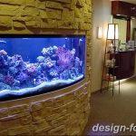 фото Аквариум в интерьере 28.11.2018 №454 - photo Aquarium in the interior - design-foto.ru
