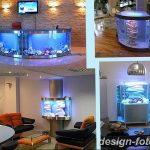 фото Аквариум в интерьере 28.11.2018 №457 - photo Aquarium in the interior - design-foto.ru