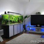 фото Аквариум в интерьере 28.11.2018 №467 - photo Aquarium in the interior - design-foto.ru