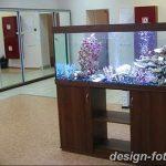 фото Аквариум в интерьере 28.11.2018 №468 - photo Aquarium in the interior - design-foto.ru