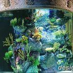 фото Аквариум в интерьере 28.11.2018 №470 - photo Aquarium in the interior - design-foto.ru