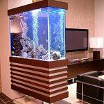 фото Аквариум в интерьере 28.11.2018 №474 - photo Aquarium in the interior - design-foto.ru