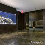 фото Аквариум в интерьере 28.11.2018 №494 - photo Aquarium in the interior - design-foto.ru