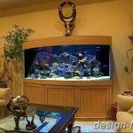фото Аквариум в интерьере 28.11.2018 №495 - photo Aquarium in the interior - design-foto.ru